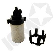 DH010AA partikelfilter, 400 l/min