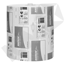 Katrin System håndklæderl, 46005 2-l hvid, 100 m