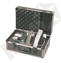 Airtester HP kufffert m/prøverør