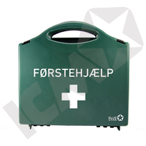 BlueStar First Aid Box incl. Waterjel