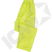 Regnbukser pvc, gul