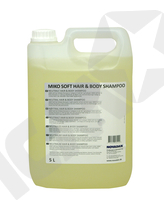 MIKO Soft hair&body Neutralt Shampoo, 5 L
