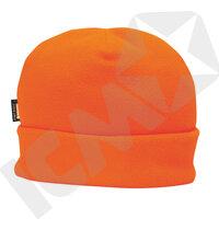 Hi-Viz orange Fleece hue med Insulatex™ for