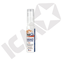 BlueStar Hånddesinfektion m/Skum