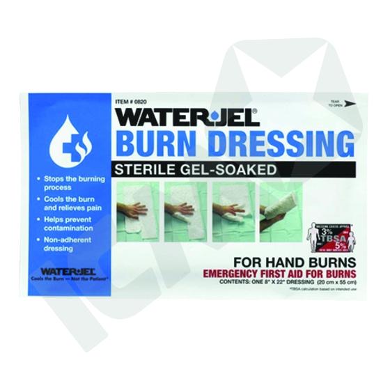 Waterjel, håndbandage