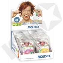 Moldex Spark Plugs Ørepropper Dispenser 20x5 par
