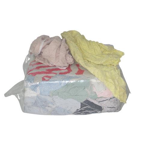 BlueStar kulørte Frottehåndklæder, 10 kg