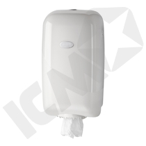 BlueStar Dispenser til Centertrækrulle Mini Hvid