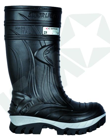 Cofra Thermic Black PU S5