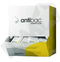 Antibac Hand Wipes, 85%
