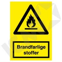 A303PA4 Brandfarlige stoffer  A4