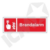 H419RAE Brandalarm  ½A3