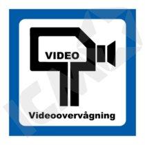131126VHH Videoovervågning 100x100mm