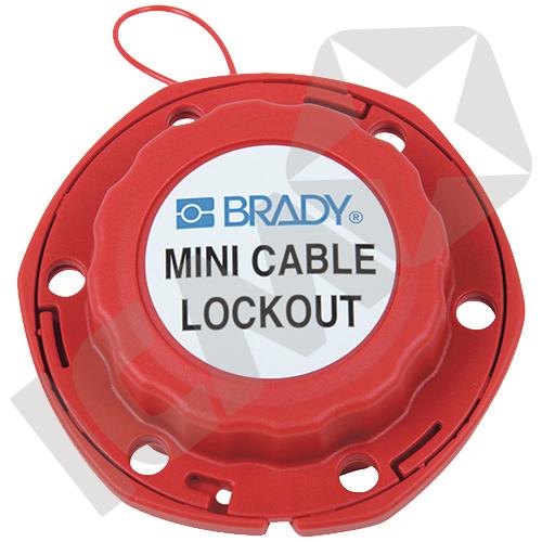 Brady Mini Kabel Lockout