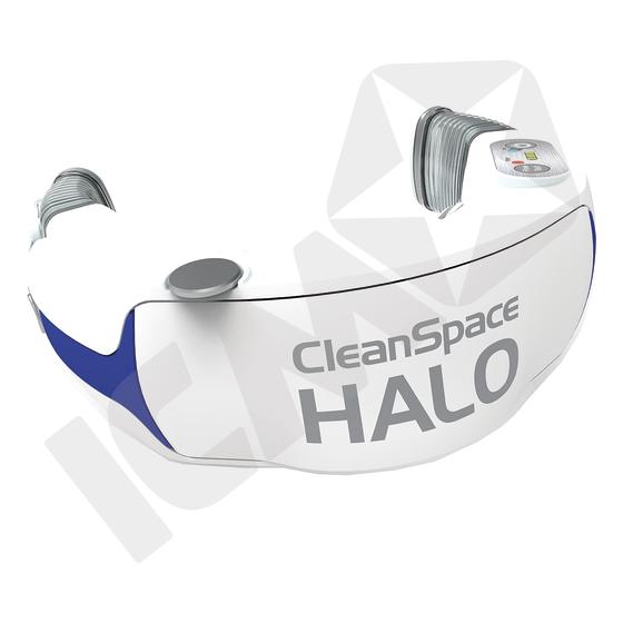 CleanSpace HALO u/maske
