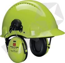 3M Optime I Hi-Viz hjelmørekop