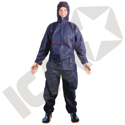 BlueStar Ultra Coverall Blå