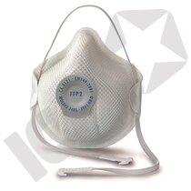 Moldex 2485 FFP2D Maske med Ventil 20 stk