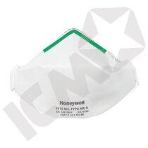 Honeywell 4210 Flat FFP2D Maske 20 stk