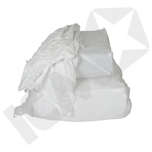 BlueStar Hvid Bomuldslinned 10 kg i Karton Standardkvalitet
